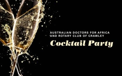 You're Invited to a Cocktail Party, 6 September 2019